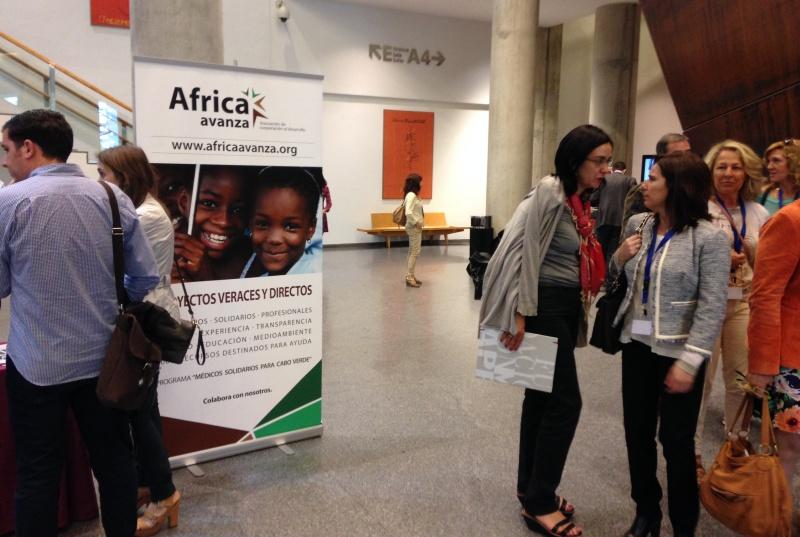 África Avanza en SERMEF 2014