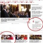 2015-01-29 - Africa Avanza en la web oficial de la Cooperación Española 2