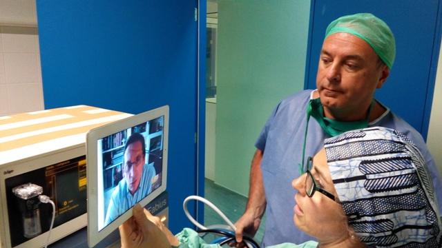 16ª MSCV reparación respirador Hospital de Sal