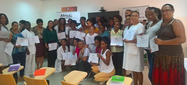 01 Formandos Curso Esterilización 23 MSCV Africa Avanza 4