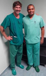 Doctores Gª Galisteo y Frederico