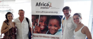 Voluntarios Africa Avanza MSCV 24ª