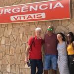 equipo medico Africa Avanza junto a profesionales de Cabo Verde