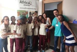 Misión 35 Programa Médicos Solidarios para Cabo Verde 2