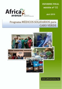 Portada Relatorio 32 Fase MSCV Abril 2019