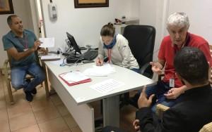 MSCV 38 Drs.Tito Rodigues, Idurre Angulo y Javier Uríbarri